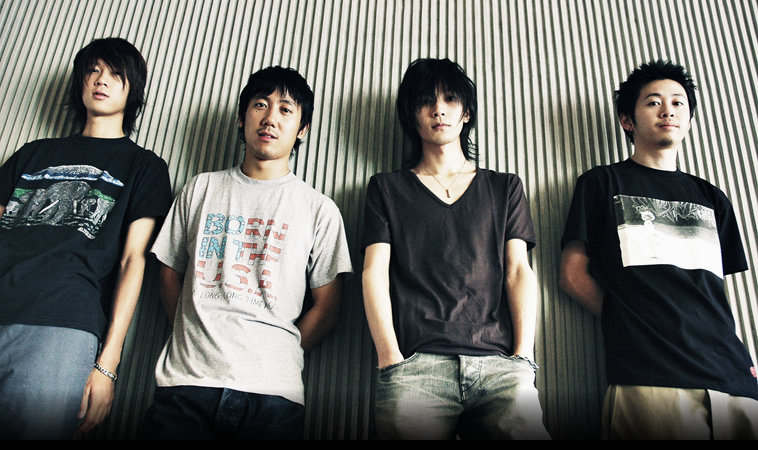 bump of chicken下から